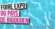 Foire Expo du pays de Bigouden - Aquilus Concarneau (29)