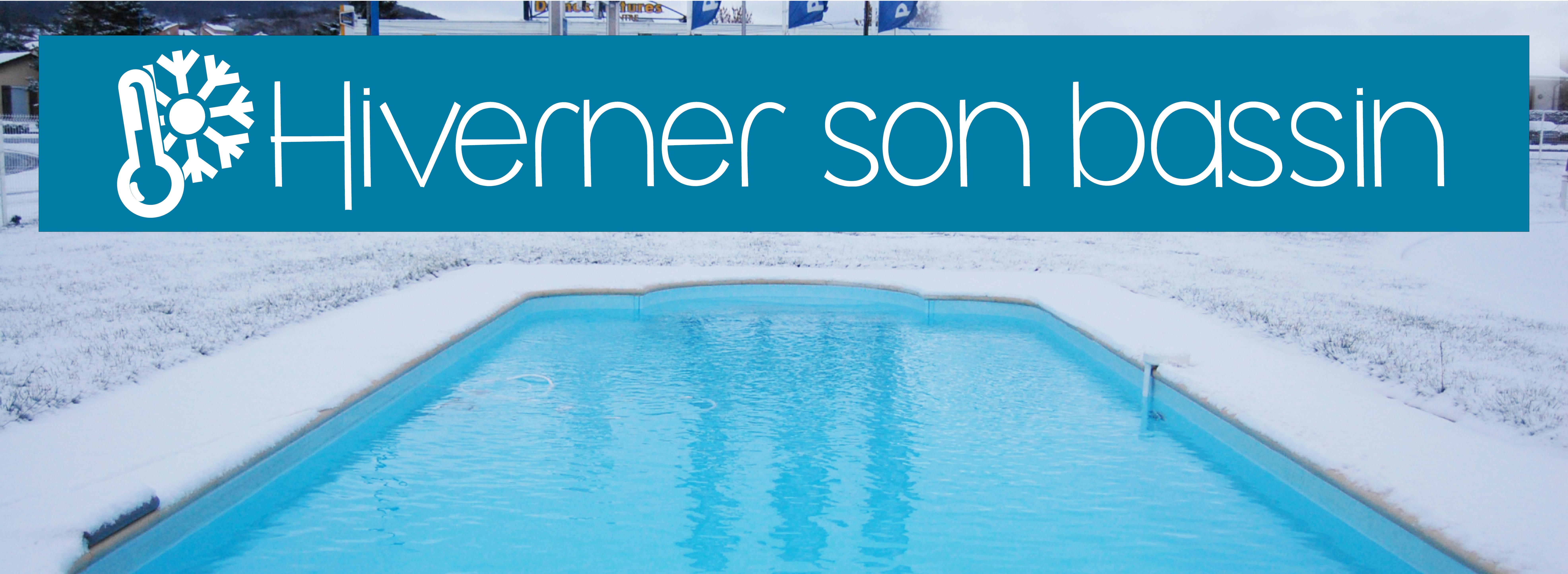 Hiverner votre piscine - Aquilus Concarneau