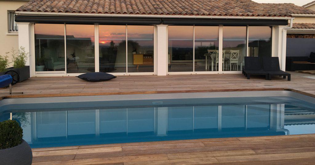 Équipement confort pour votre piscine Aquilus