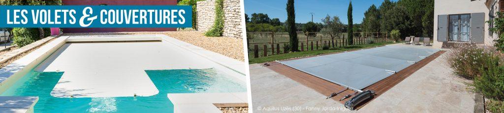 volets et couvertures pour piscine Aquilus